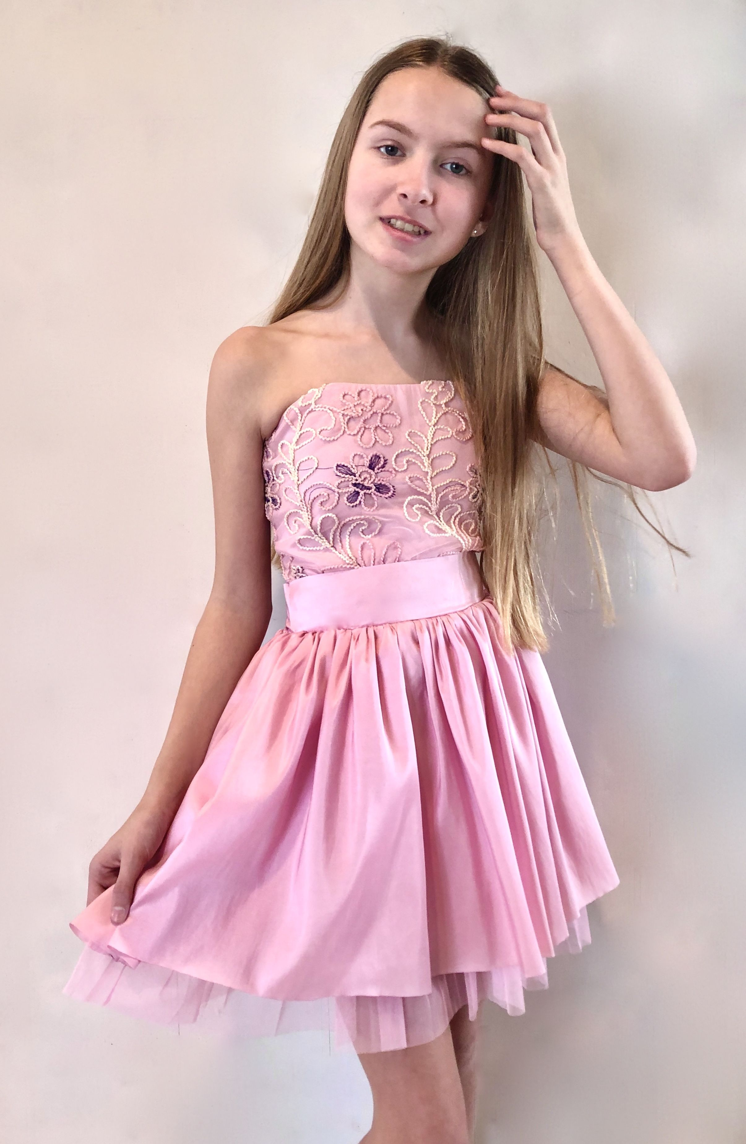 Party Dresses For Tweens And Teens 8 16 Years Old Stella M Lia Cute Dress Outfits Dresses For Tweens Flower Girl Dresses Tulle [ 3697 x 2411 Pixel ]