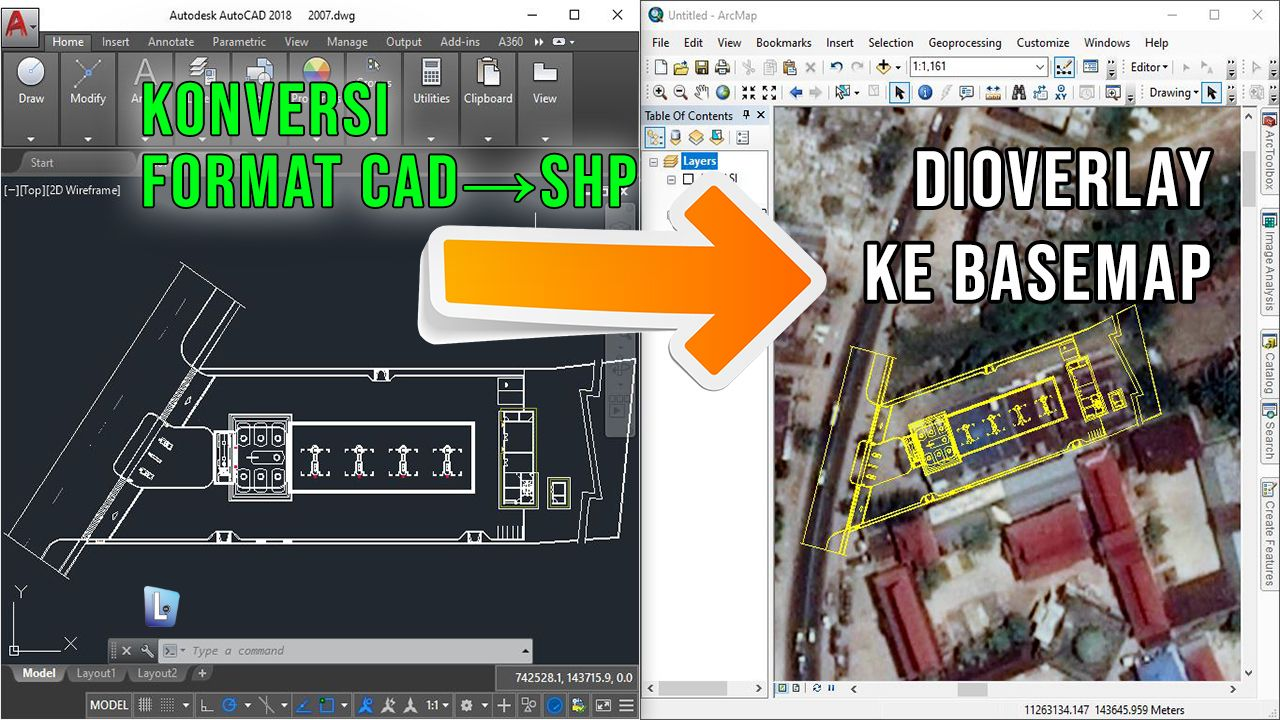 Pin Di Tutorial Gis