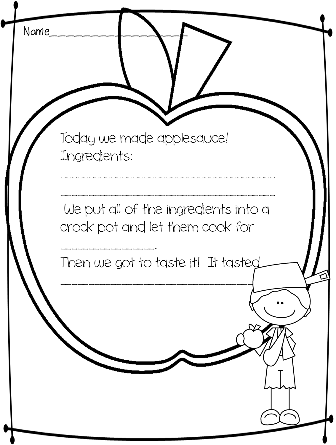 Johnny Appleseed Applesauce Recipe 1 134 1 502