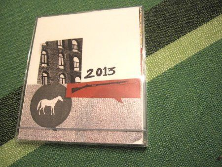 Make Your Own DIY Calendar From a Recycled CD Case Living on GOOD