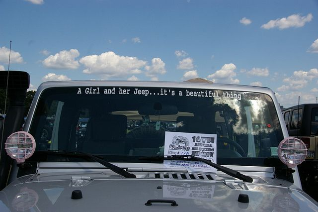 Windshield Decals For Jeeps Green House Design Ideas Jeep