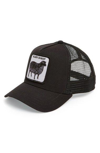 Goorin Brothers  Animal Farm - Naughty Lamb  Trucker Cap available at   Nordstrom 6e231178ca11