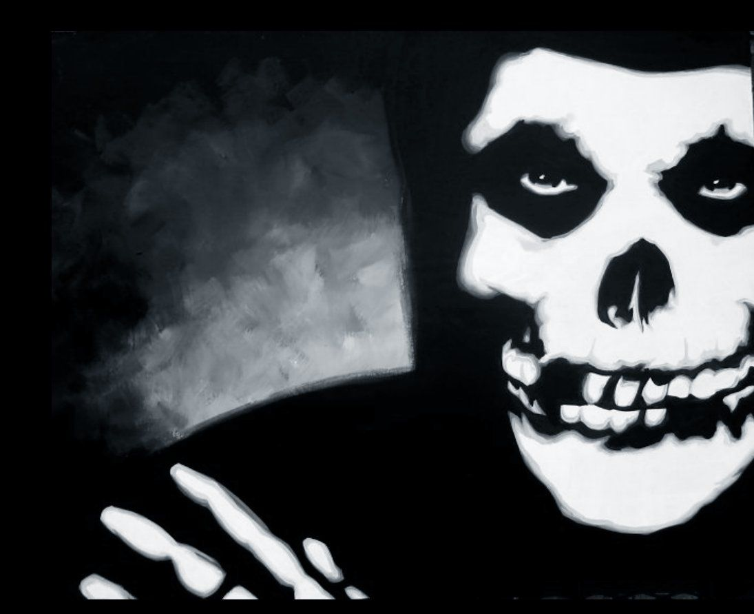 Images For Misfits Crimson Ghost Wallpaper 138 Scary Wallpaper