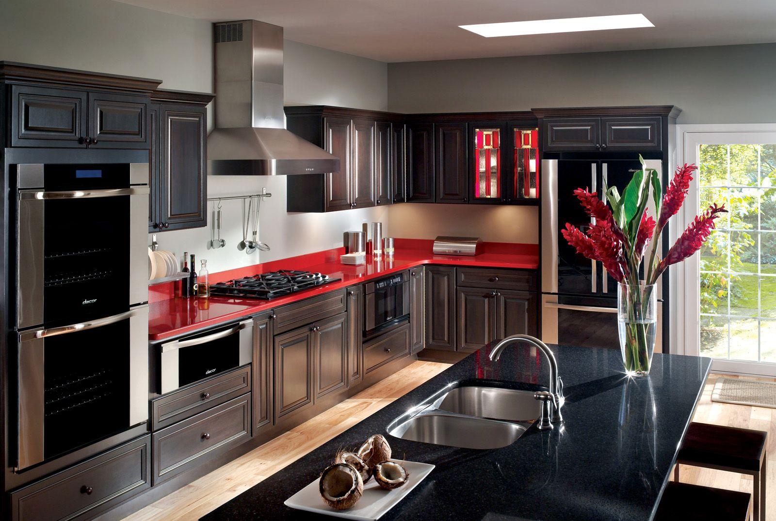 St Thomas Birch Kitchen Design Birch Kitchen Cabinets Kitchen Cabinets