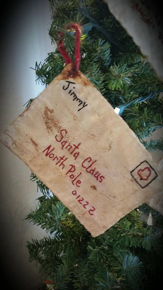How cute are these childrens letters to santa claus each one has how cute are these childrens letters to santa claus each one has been hand written by kathy timmy and susie they even have their own holiday s spiritdancerdesigns Images