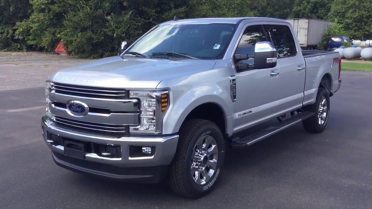 2019 Ford Super Duty Perfect Design For Strong Truck Ford Super Duty 2019 Ford Ford