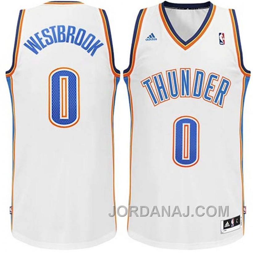 new products e778f 8739e oklahoma city thunder 0 russell westbrook revolution 30 ...