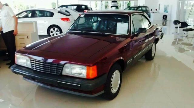 Opala Diplomata 4 1 S 1988 Opala Carros Carro Brasileiros