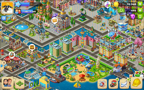 Township Mod Apk 7 5 0 Unlimited Money Download For Android Apktamilpro Township Game Layout Town Games Township