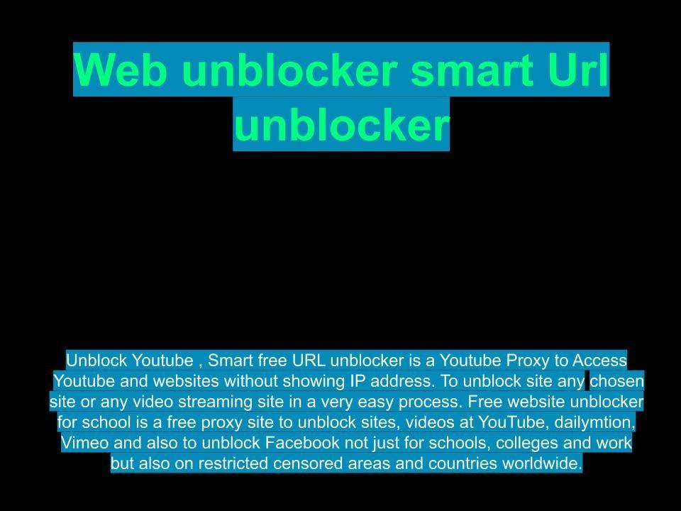 Vpn Proxy Service To Unblock Blocked Websites