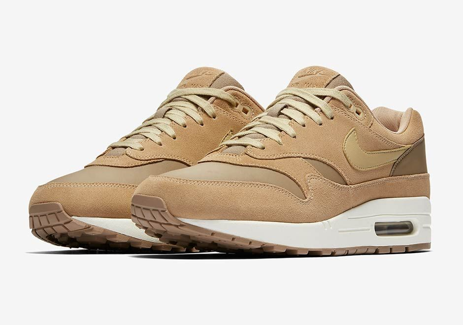 Suede LeatherThat 1 Premium Tan And Dope Air Combines Nike Max yIYvb7gf6