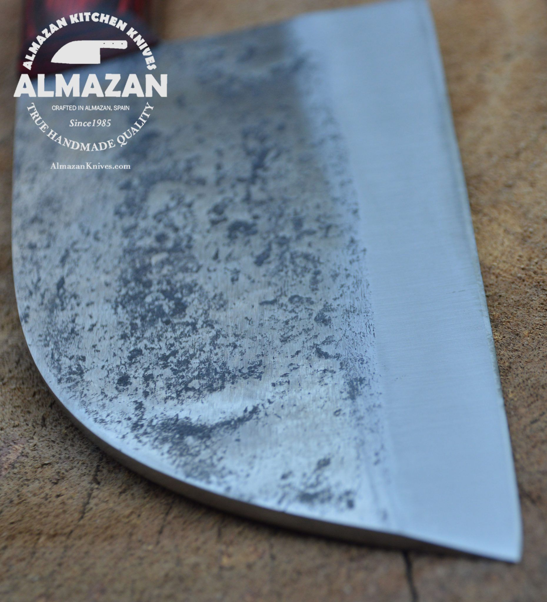 Almazan Kitchen Knife | Bladesmithing | Pinterest | Kitchen knives ...