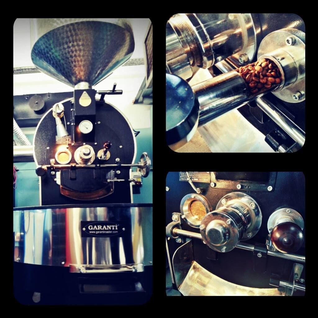 Garanti industrialx coffee roaster roaster coffee