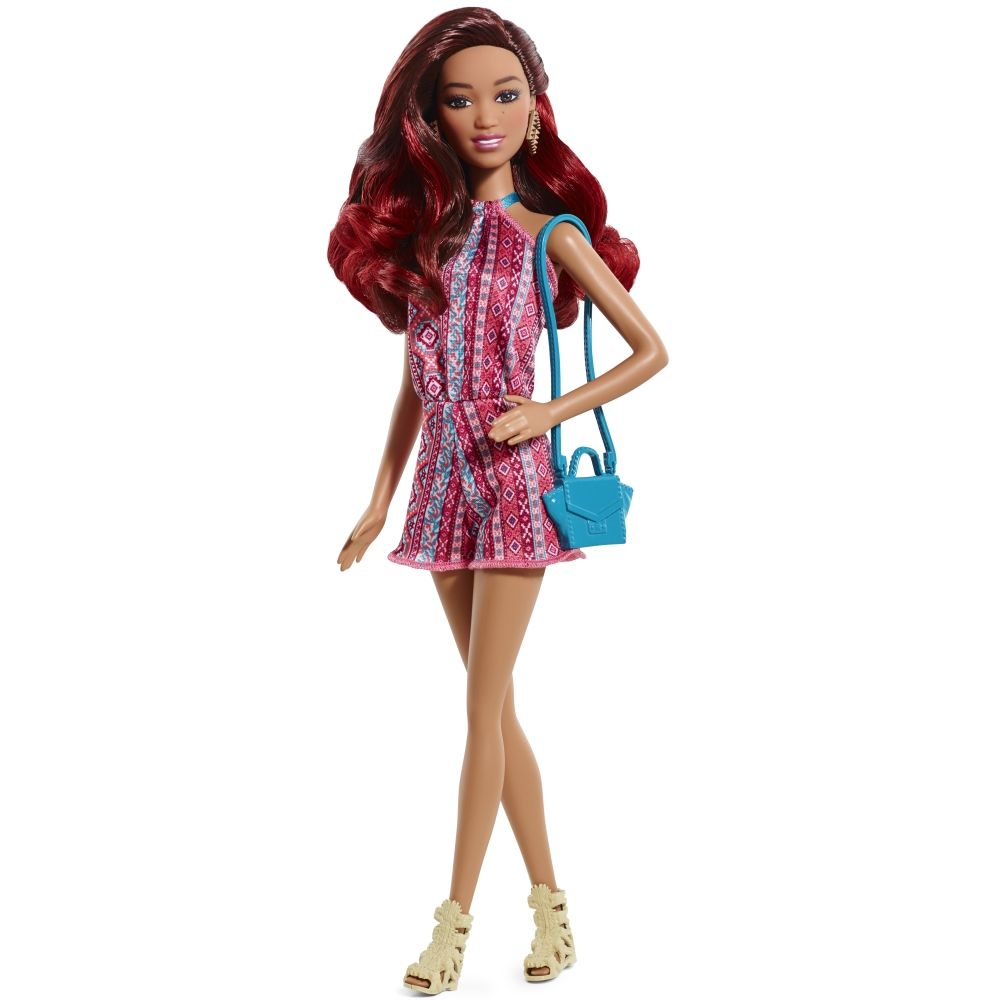 Barbie® Fashionistas® Doll - Tribal Print Romper