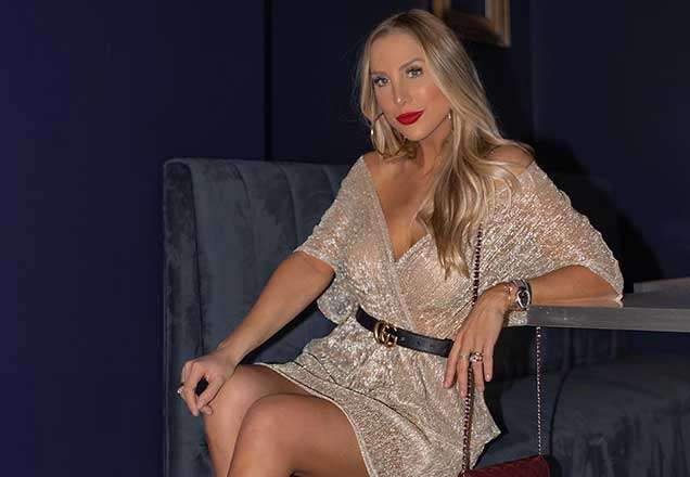 Bruna Manzon Do Domingo Legal Mostra Detalhes Do Casamento Dos