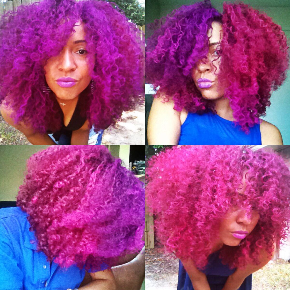 Splat Washables Two Tone Colors I Rock My Natural Fab Hair