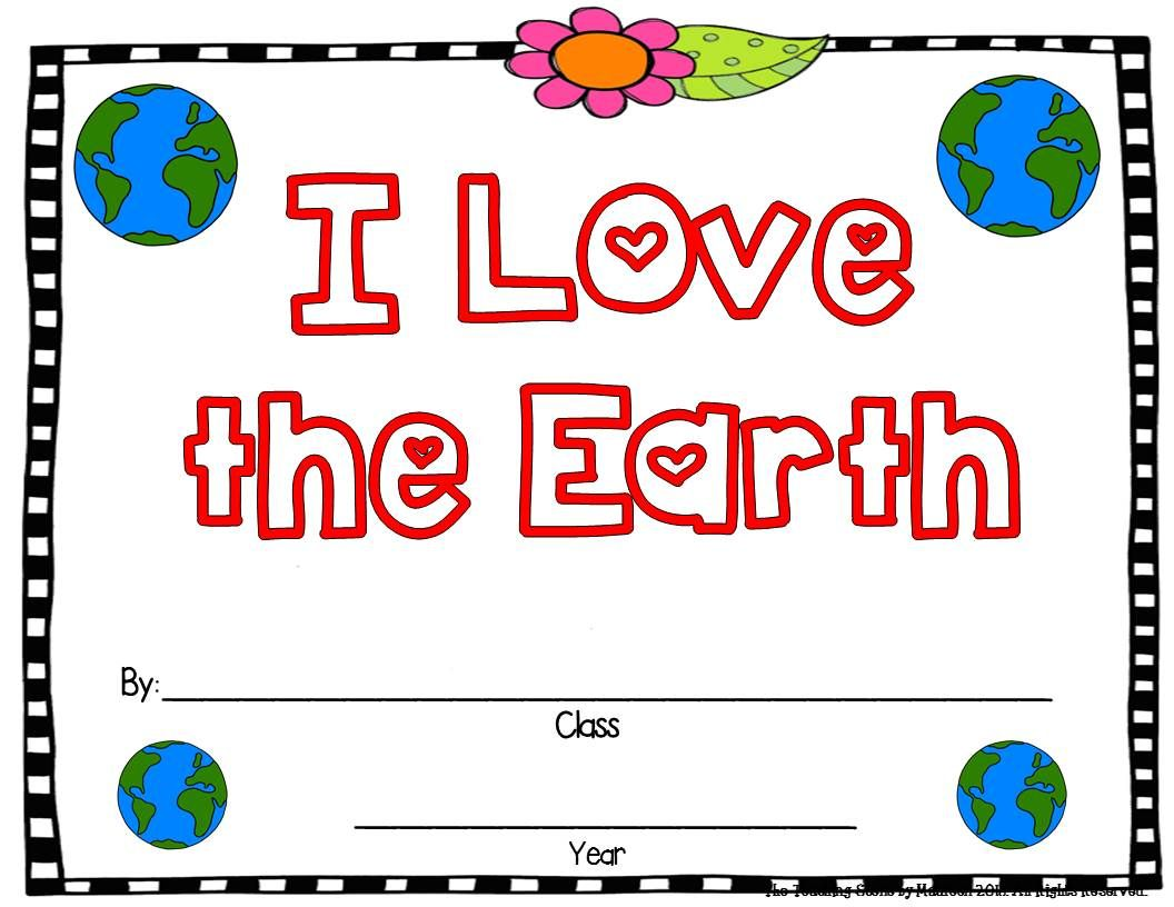 April Literacy Unit Easter Ladybugs Amp Earth Day