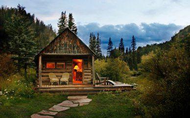 colorado mountain top cottage let s go pinterest colorado rh pinterest com