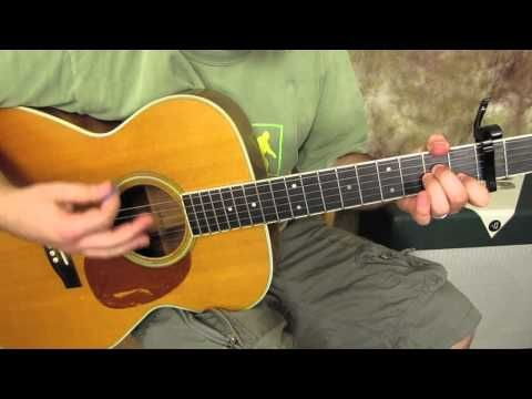Maroon 5 - She Will Be Loved - Easy Beginner Acoustic Guitar Songs ...