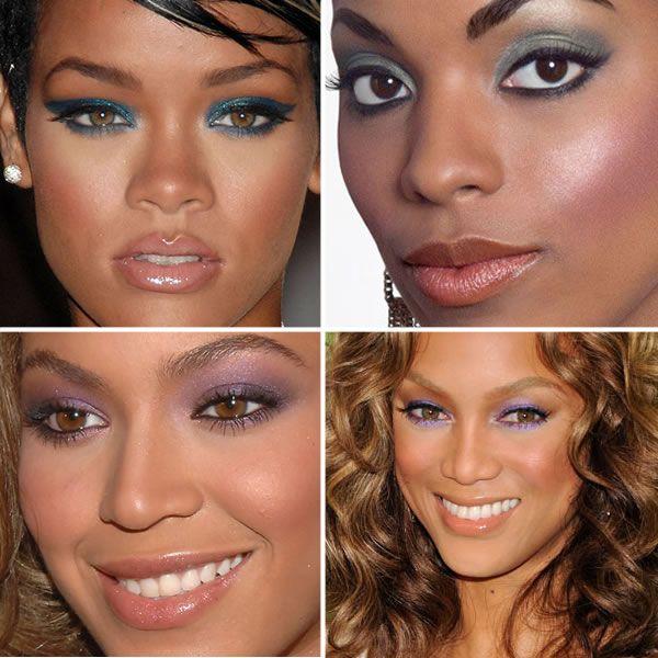 Favoritos Negras lindas | Morena -Latina | Pinterest | Pele negra, Batom e Negro NQ15