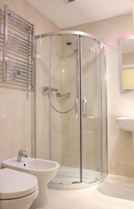 New Bathroom Deep Retrofit done by the
