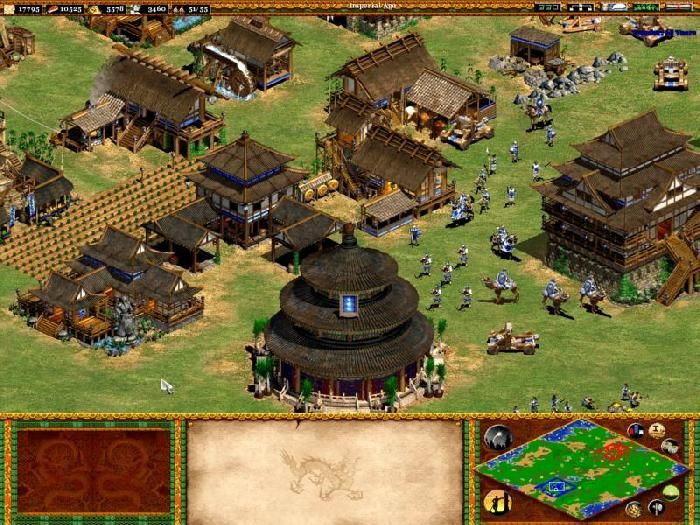 Playing With The Chinese Age Of Empires Ii Age Of Empires Age