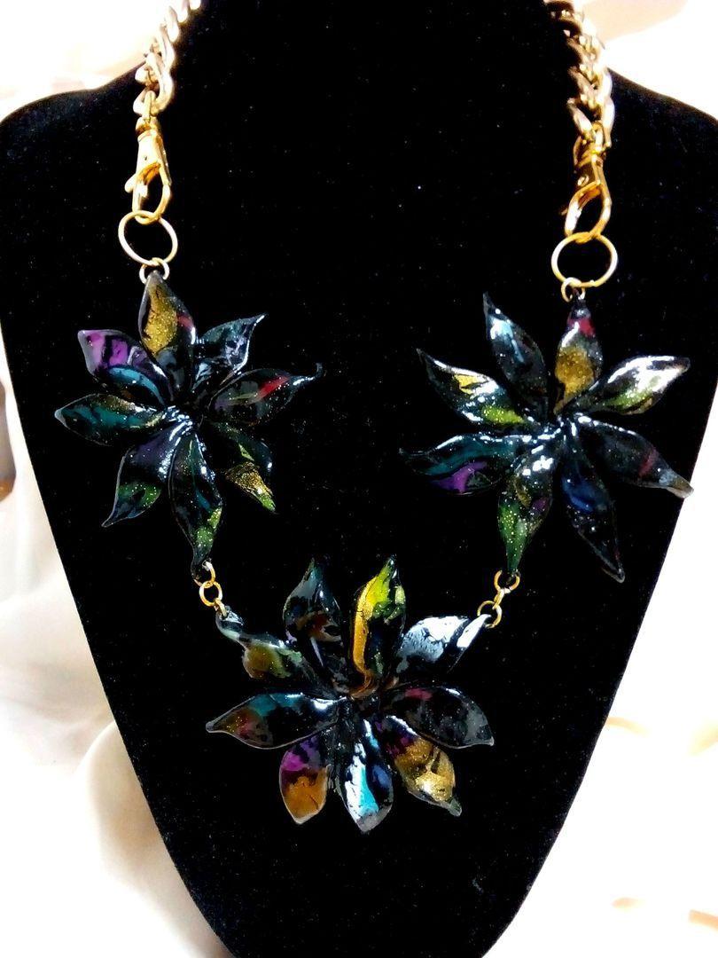 9fb4de94eb95 Statement jewelry collares Bisuteria y complementos Collares de
