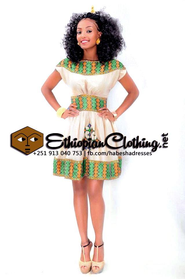 dc0cad90245 Gual Mekelle habesha dress