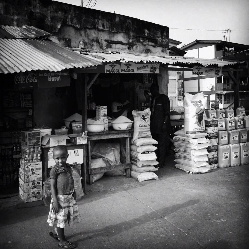 A local store in Festac Town Lagos
