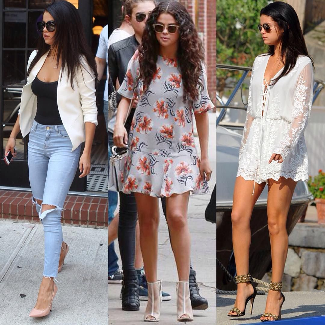 "Streetstyle Inspirations on Instagram: ""Looks by Selena"""