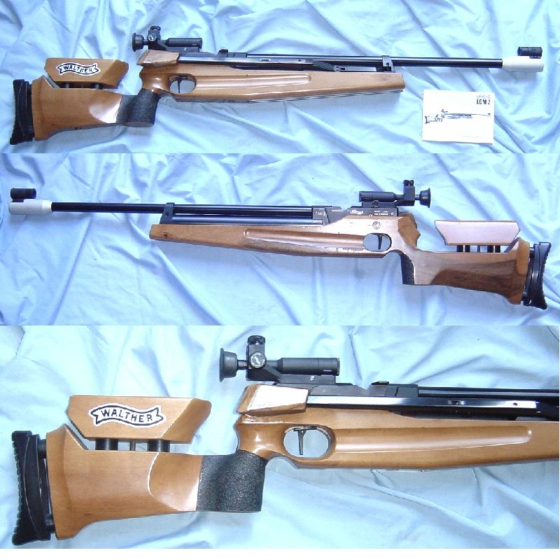 Pilkington Airguns Side pump lever Pinterest Air