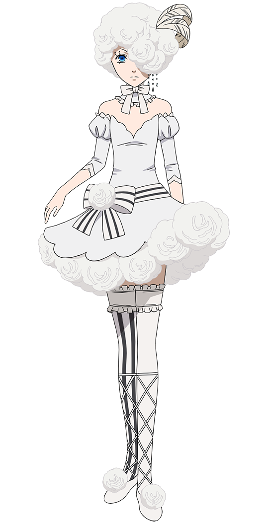 Black Butler Personality Doll Full Body