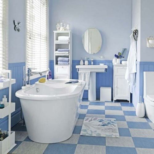 blue and white bathroom ceramic floor design ideas ideas for the rh pinterest co uk