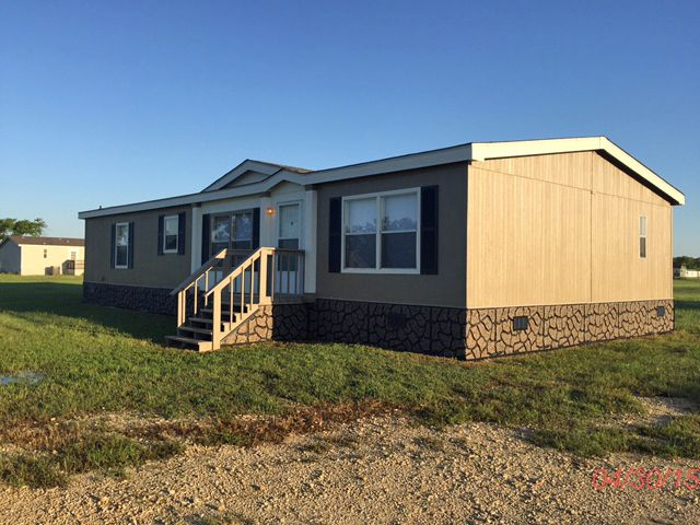 side view of fully reconditioned mobile home for sale at 8140 cr rh pinterest com