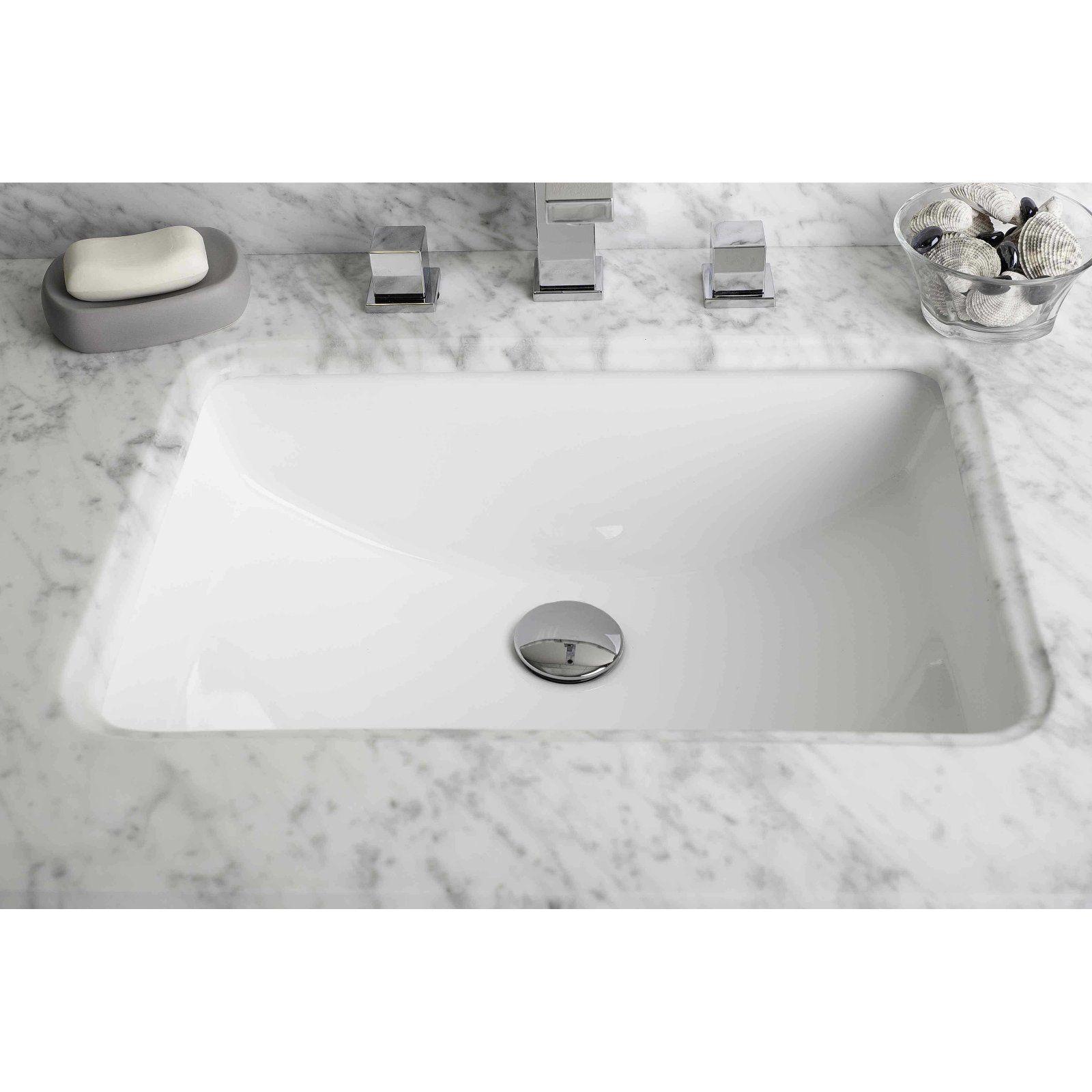 american imaginations 176 rectangle undermount sink in 2019 rh pinterest com