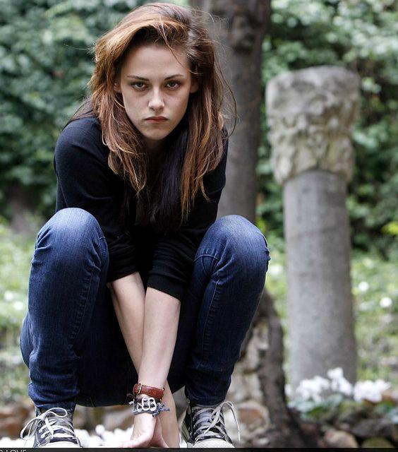 Kristen Stewart Rome Film Festival 2008: 'Twilight' Cast Portraits HQ