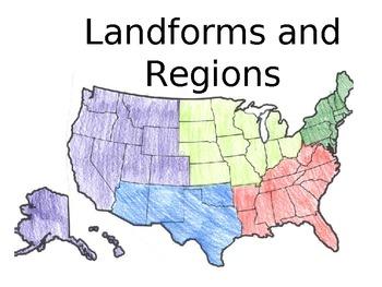 Unit 1 lesson 1 landforms regions social studies teaching unit 1 lesson 1 landforms regions sciox Image collections