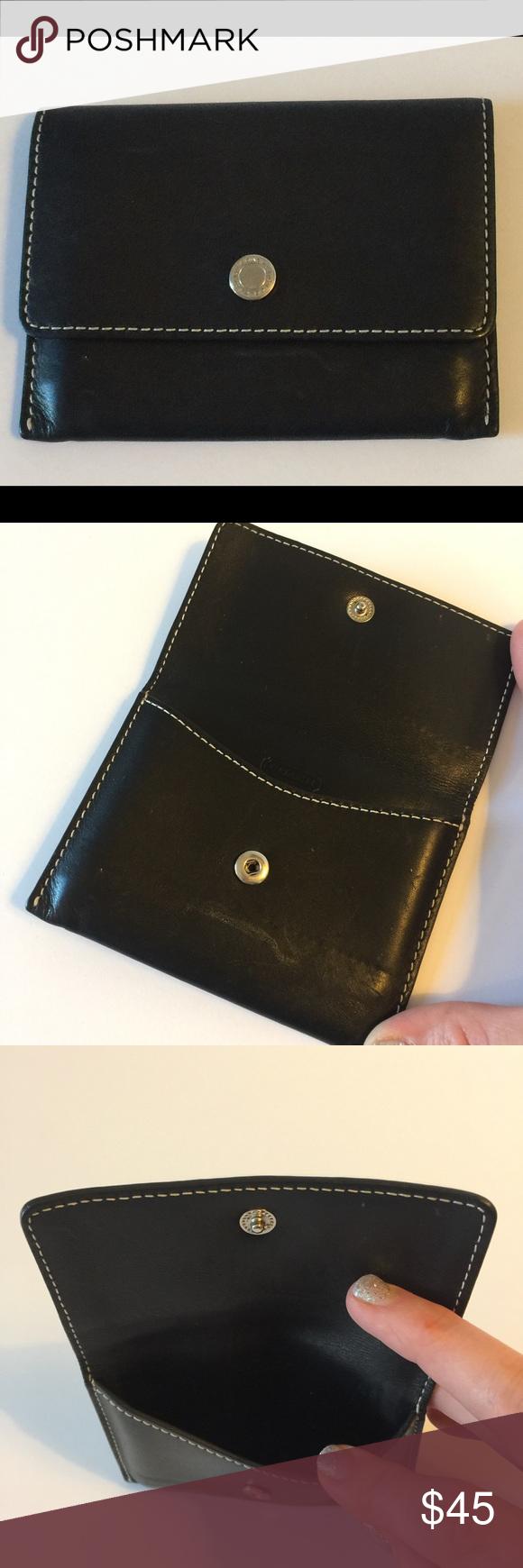 Coach business card / credit card holder | Key card holder, Emboss ...