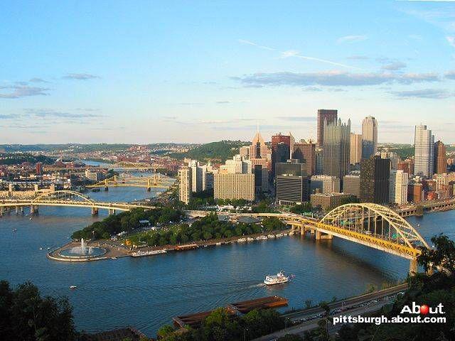 Pittsburgh!!