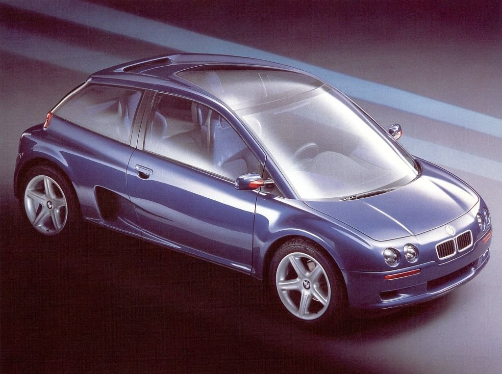BMW Z13, 1993