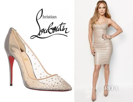 82ea5ed5f531 louboutin follies strass - Google Search Celebrity Shoes
