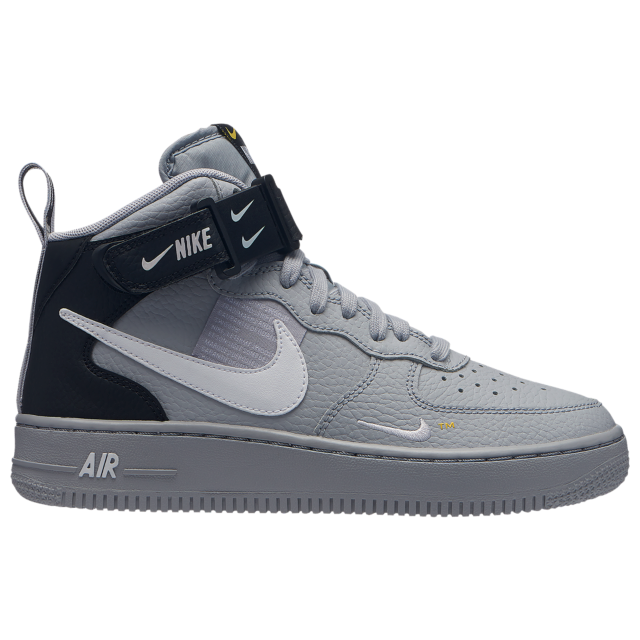buy popular 1c8f7 65176 Nike Air Force 1 Mid - Boys' Grade School | Sneakers in 2019 | Nike ...