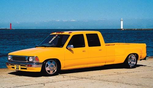 moon garage mini truck mini s mini trucks trucks toyota trucks rh pinterest com