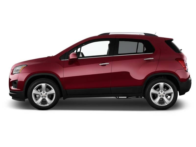 2016 Chevrolet Trax Small Suv Review Price Specs Msrp