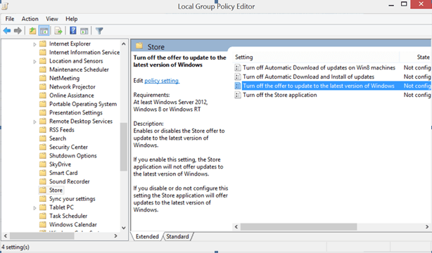How To Disable And Remove Get Windows 10 Icon Notifications How To Remove Windows Group Policy