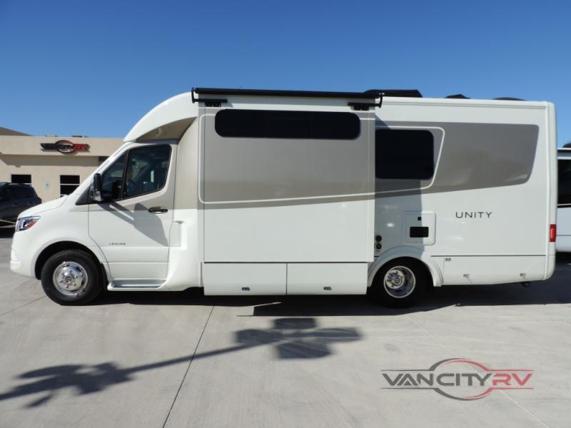 New 2020 Leisure Travel Unity U24MB Motor Home Class B+