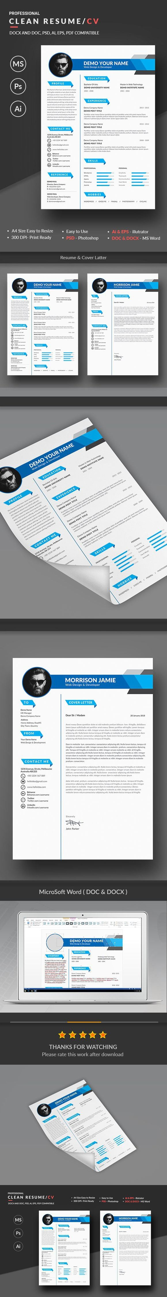 ResumeCV ResumeCV Resume Templates Pinterest