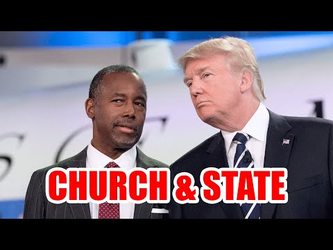 Ben Carson in the White House is Fulfilling Bible Prophecy
