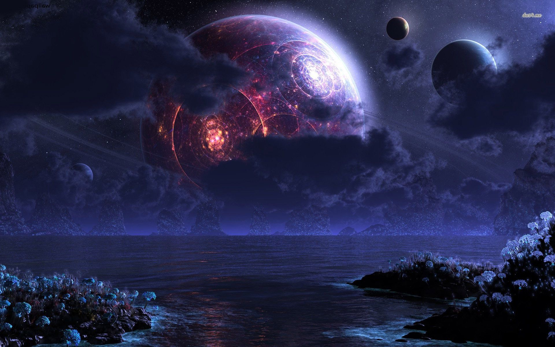 18 Fantasy Astronomy Hd Wallpapers: Pin By Joe Burrascano On Spathce