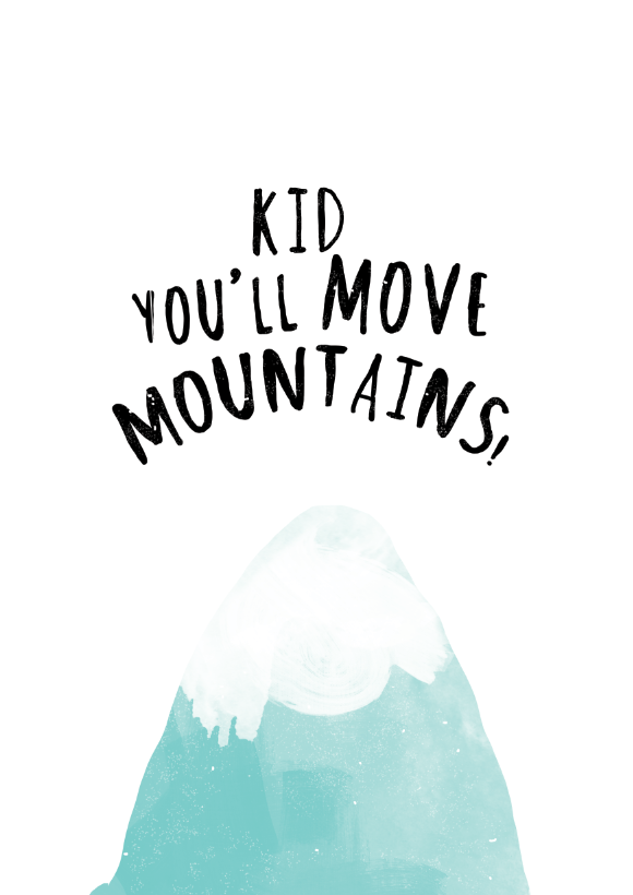 Pin By Bizzy Bea On Onyx Quotes For Kids Quotes Move Mountains